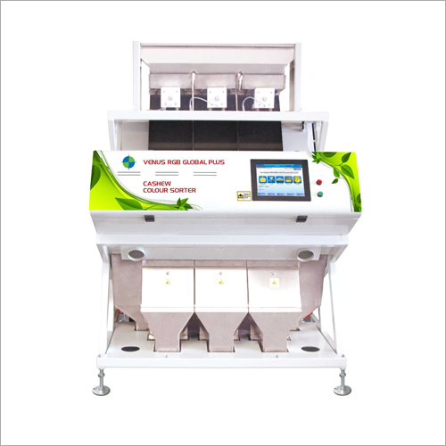 Cashew Shell Color Sorter Machine