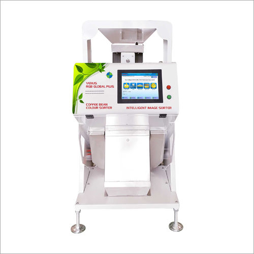 Arabica Parchment Roasted Coffee Bean Sorter Machine