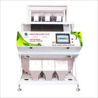 Arabica Cherry Peaberry Coffee Bean Sorter Machine
