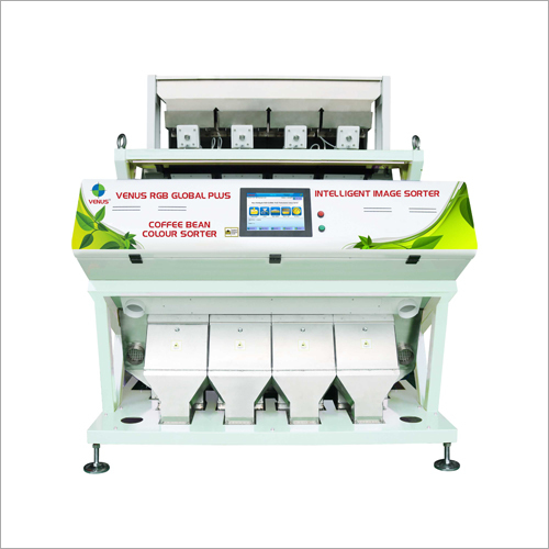 Robosta Parchment Peaberry Coffee Bean Sorter Machine