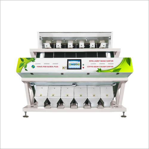 Arabica Parchment Peaberry Coffee Bean Sorter Machine