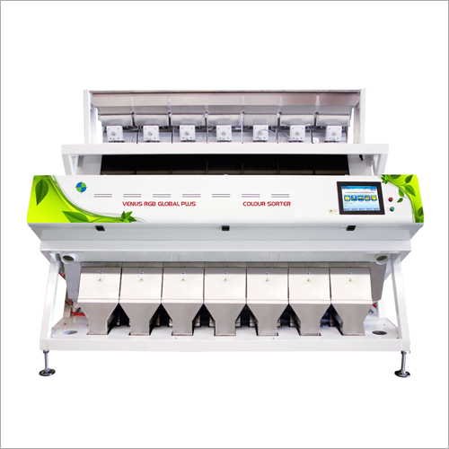 Lentil Dal Colour Sorter Machine