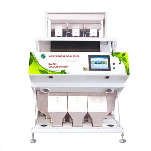 Green Drygrapes color Sorter Machine