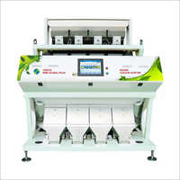 Dry Fruits Color Sorting Machine