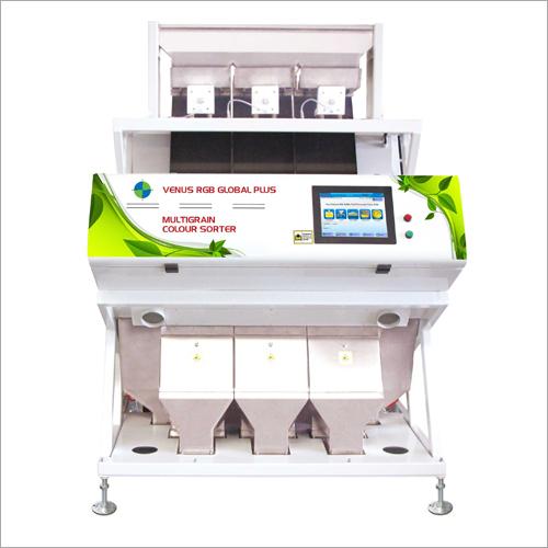 Green Peas Color Sorter Machine
