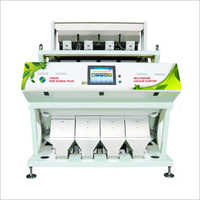 White Peas Color Sorter Machine