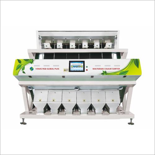 Chick Peas Color Sorter Machine