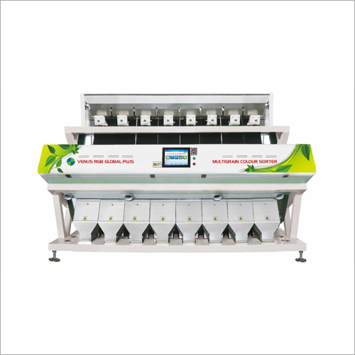 Rajma Beans Color Sorter Machine