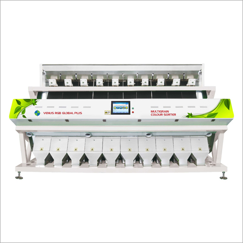 Corn Color Sorter Machine