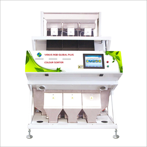 Hazelnut Color Sorter Machine