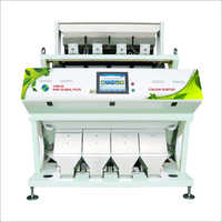 Pecan Nut Color Sorter Machine