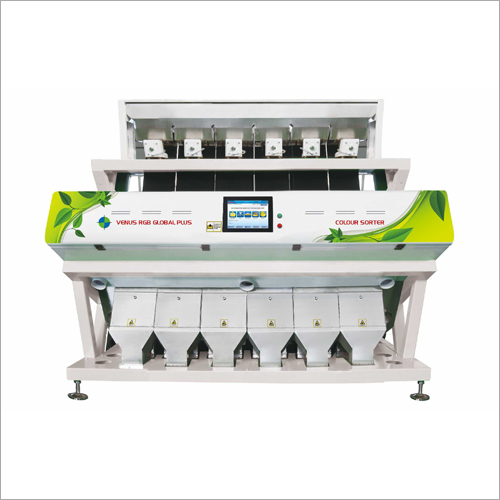 Pine Nuts Color Sorter Machine