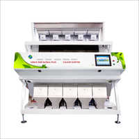 Green Pepper Color Sorter Machine
