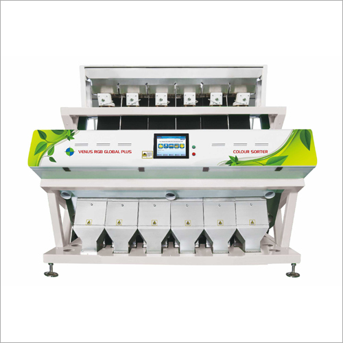 White Pepper Color Sorter Machine