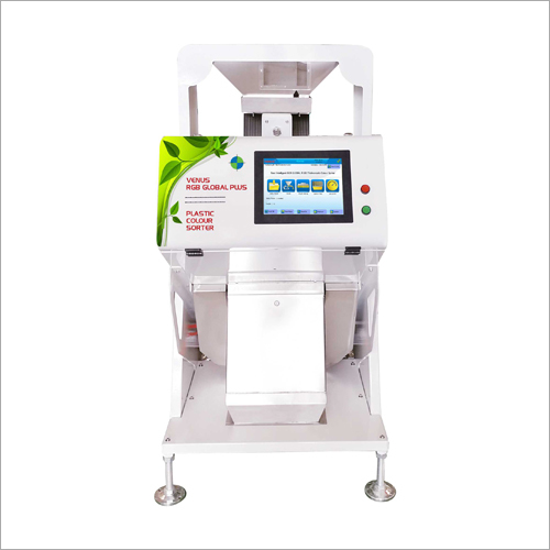 HDPE Natural Color Sorter Machine