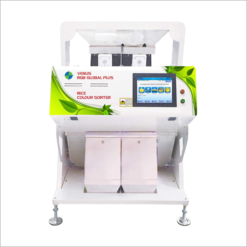 Basmati Rice Color Sorter Machine
