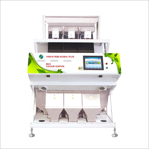 Black Rice Color Sorter Machine