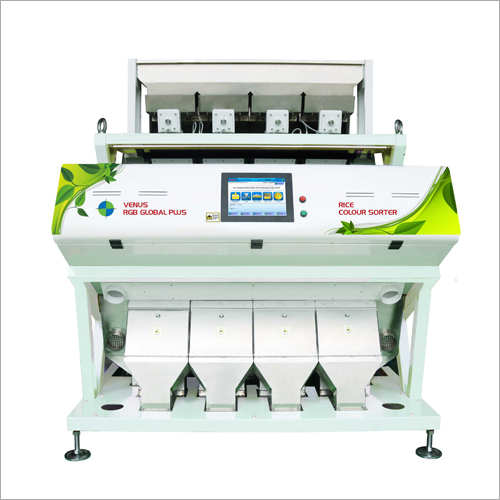 Rose Rice Color Sorter Machine