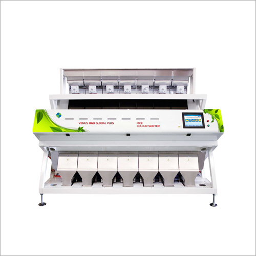 Brown Rice Color Sorter Machine