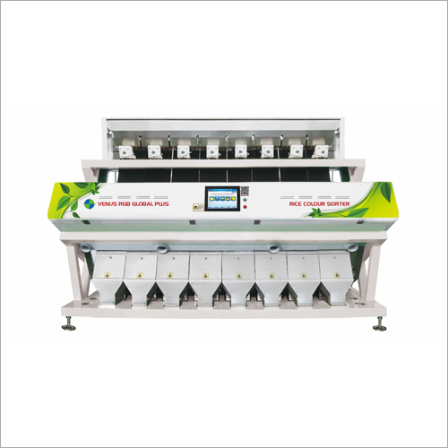 Polished White Rice Color Sorter Machine
