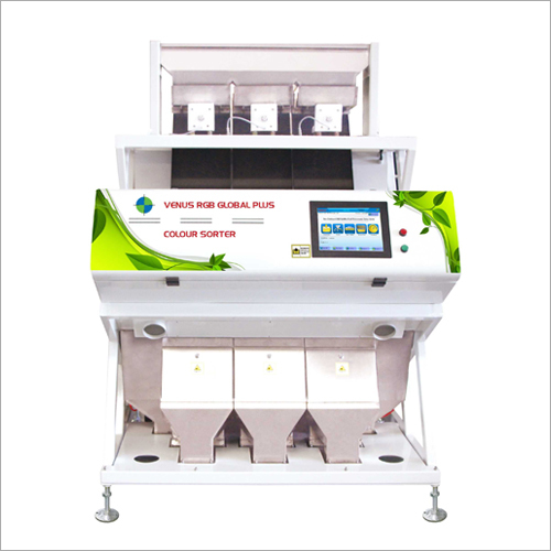 Dry Onion Color Sorter Machine