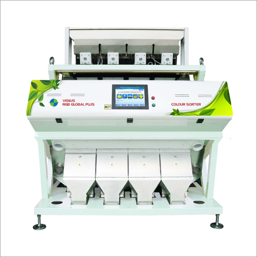 Dry Garlic Color Sorter Machine