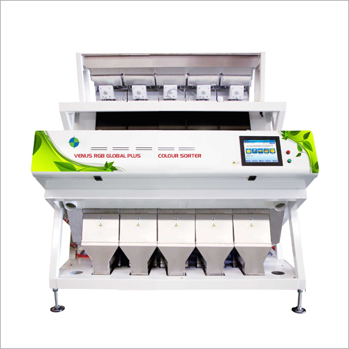 Mustard Color Sorter Machine