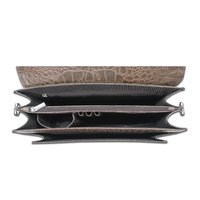 Croco Leather Laptop Bags