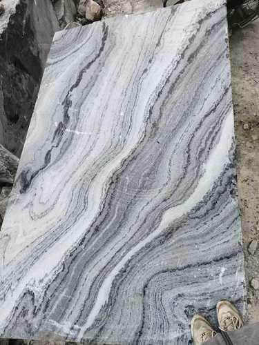 Mercury Black Marble Blocks