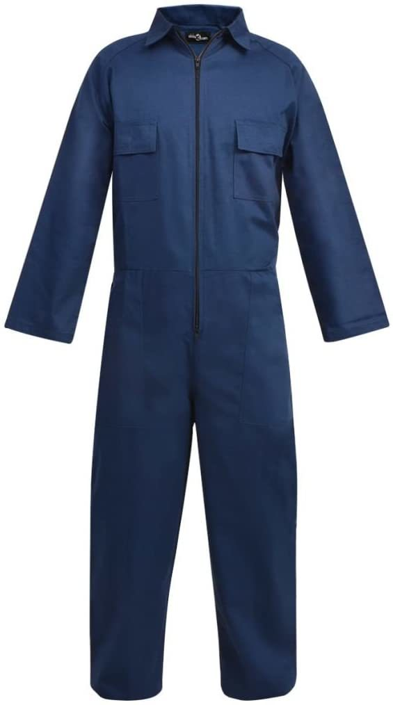 SAFETY OVERALLS