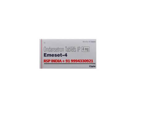 Emcet 4mg Tablets
