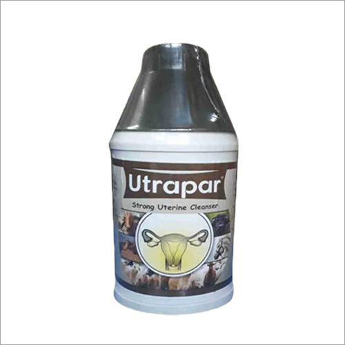 Utrapar Strong Uterine Cleanser