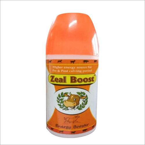 Zeal Boost Energy Booster