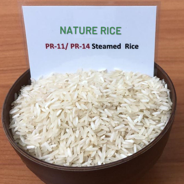 PR 11/PR 14 Steam Rice