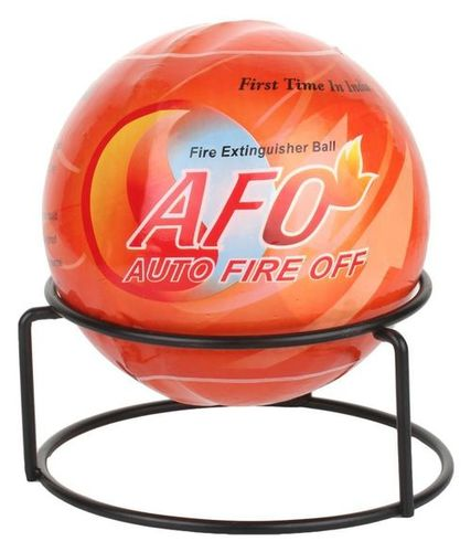 Automatic Fire Ball