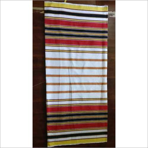 Cotton Subahaya with Fringes