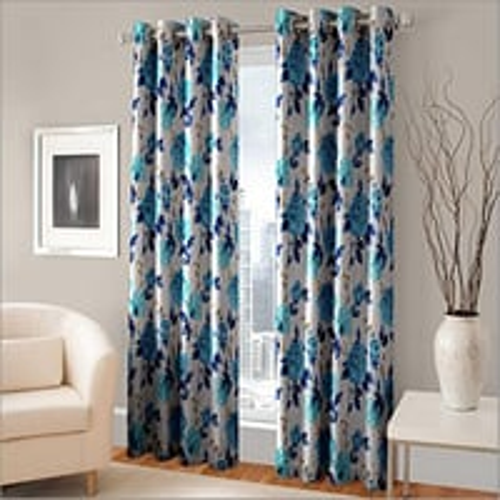 Window Printed Curtain Fabric