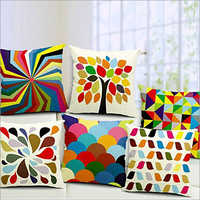 Printed Cushion Cover Fabric