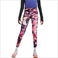 Ladies Printed Sports Leggings