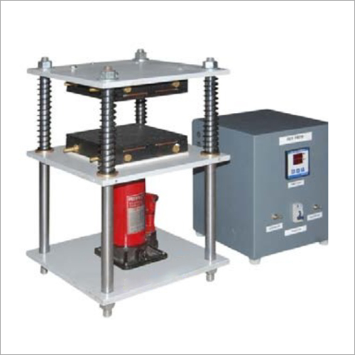 Hydraulic Compression Press For Sample Preparation For Density Test