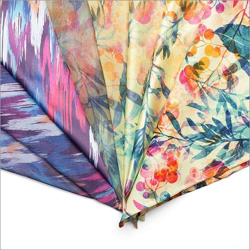 Silk Fabric Printing Service