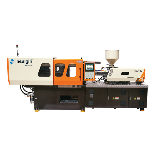 Servo Energy Saving Plastic Injection Moulding Machine
