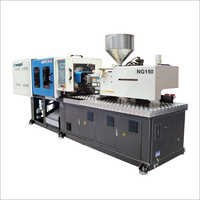 Servo And Advance Injection Moulding Machine