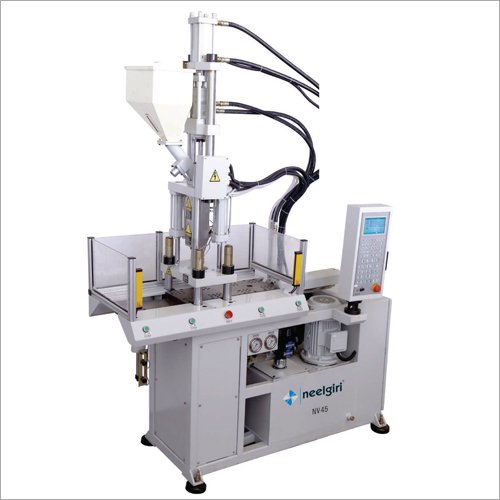 Vertical Slider Injection Moulding Machine