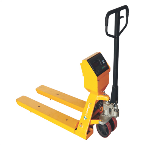 Digital Weighing Hand Pallet Truck