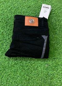 Men''s Branded Black Casual Jeans