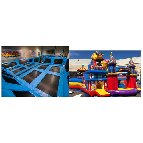 Inflable and Bouncy