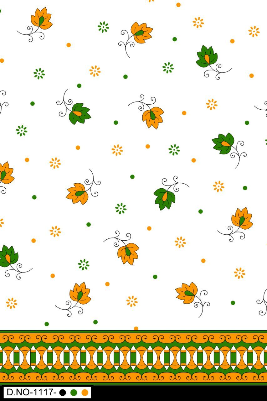 Cotton Printed Dupatta