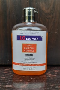 10 Essentials Hair Regrowth Tonic