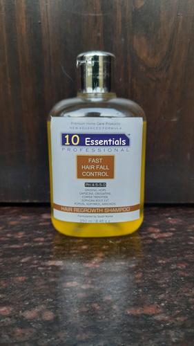 10 Essentials Hair Regrowth Shampoo